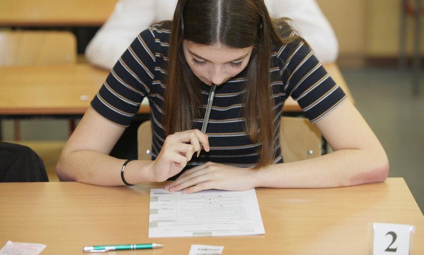 Egzamin gimnazjalny 2018 CKE . To było najtrudniejsze