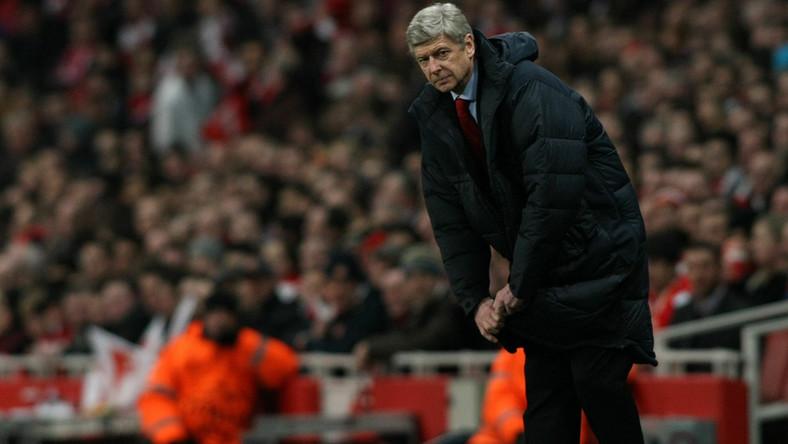 Arsenal nie zwolni Arsene'a Wengera