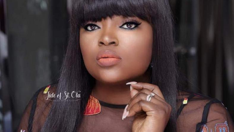 Funke Akindele-Bello shares new photos on Instagram, few weeks after giving birth