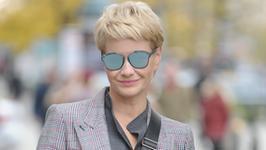 Małgorzata Kożuchowska już tak nie wygląda. Aktorka zmieniła kolor włosów