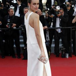 Kasia Smutniak zachwyca  na festiwalu w Cannes