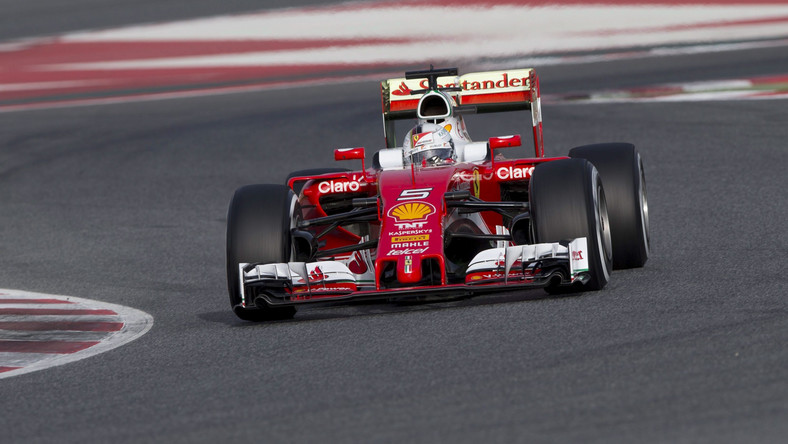 SPAIN FORMULA ONE (2016 F1 inaugural pre-season tests)