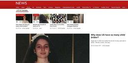 13-latka zmuszona do ślubu. Ten koszmar zgotowała jej matka