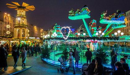 Święta 2019. Największe jarmarki bożonarodzeniowe w Polsce