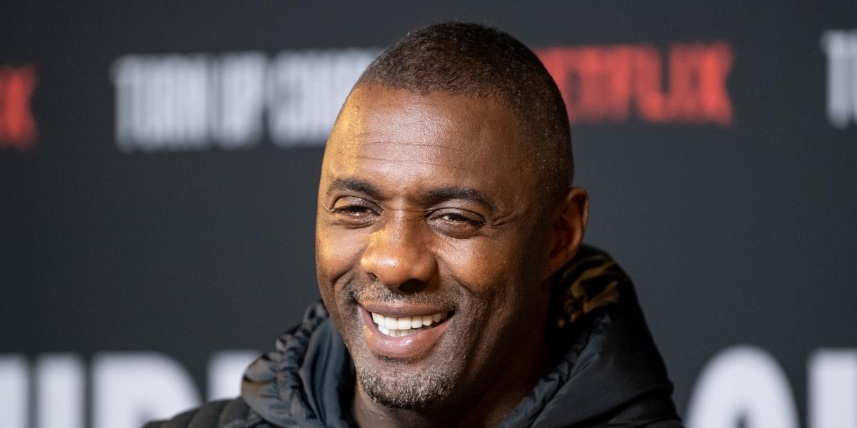 Here's why Idris Elba wants all social media users to be verified