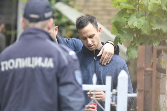 Brat ubijene Mirjane odmah je dojurio do kuće Pajića i zatekao krv