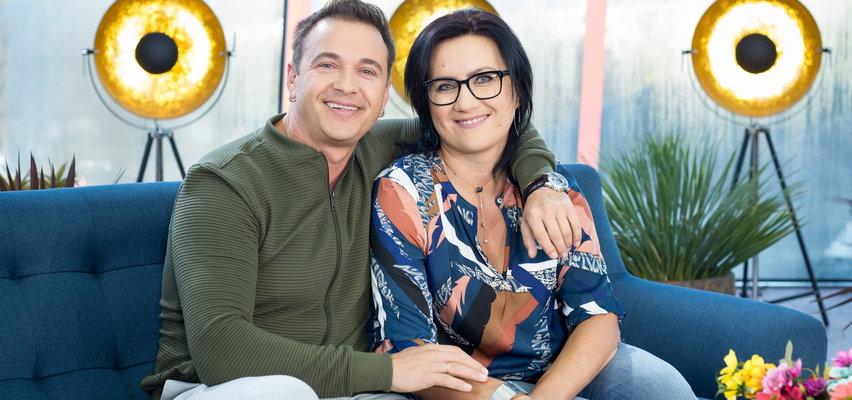 """Żona Liszewskiego na czas """"Tańca z Gwiazdami"""" przeprowadziła się do stolicy: Radek kręci tyłkiem ósemki, że szok!"""