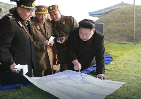 Lider Severne Koreje Kim Džong-un