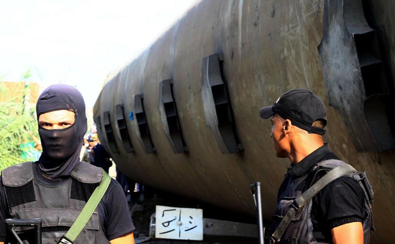Egipskie siły bezpieczeństwa