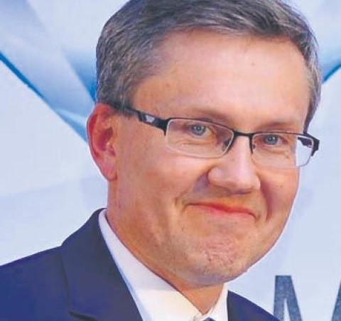 Paweł Żuk, prezes zarządu Centrum Medyczno-Diagnostycznego w Siedlcach