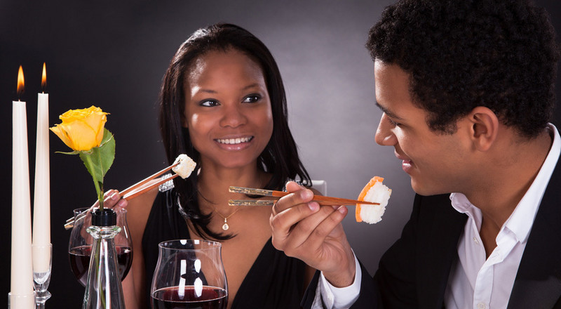 Ladies! Do not be caught 'unfresh' on your first date by avoiding these foods