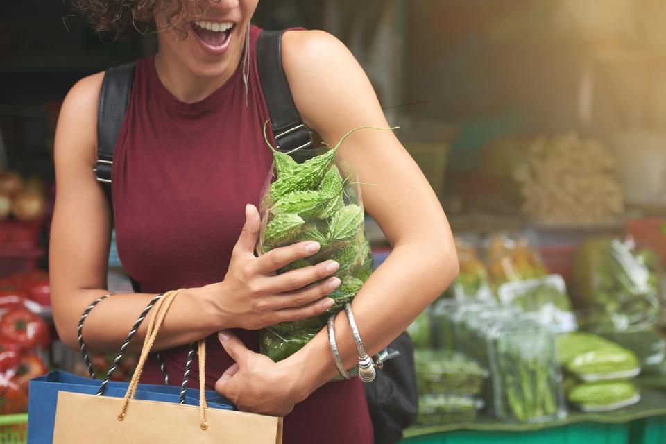 Gorzki melon – silny przeciwutleniacz