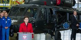 Premier Szydło uderza w Kaczyńskiego?