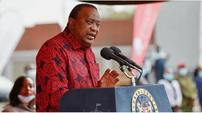 I won't hand over the presidency to any thief – Uhuru Kenyatta sparks controversy (video)