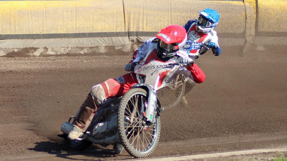 Grzegorz Zengota i Jakub Jamróg