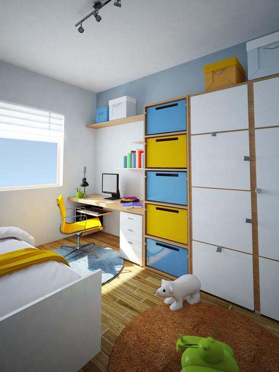 pok j dla ch opca w wieku szkolnym dom. Black Bedroom Furniture Sets. Home Design Ideas