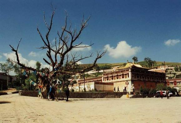 Manastir Kumbum