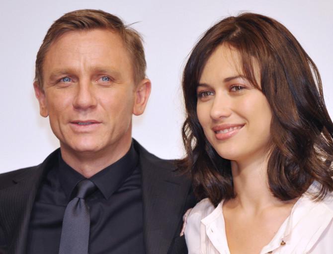 Olga Kirilenko i Danijel Krejg