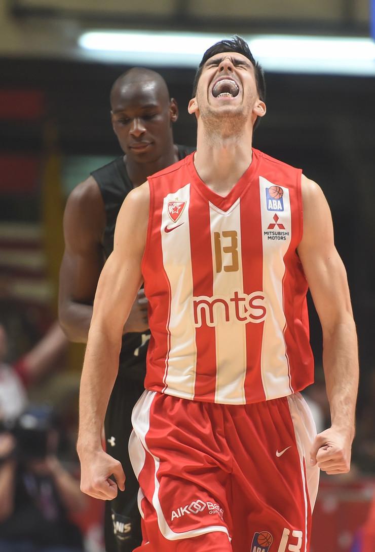 Ognjen Dobrić, KK Crvena zvezda, KK Partizan