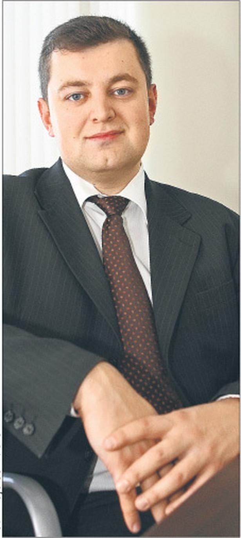 Paweł Satkiewicz, konsultant w Doradztwo Podatkowe WTS & SAJA Fot. Wojciech Górski