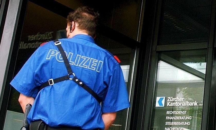 Austria: Napad na bank w Tyrolu