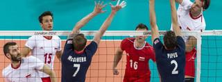 Olimpiada w Londynie: Polscy siatkarze wygrali 3:0 w meczu z Wielką Brytanią