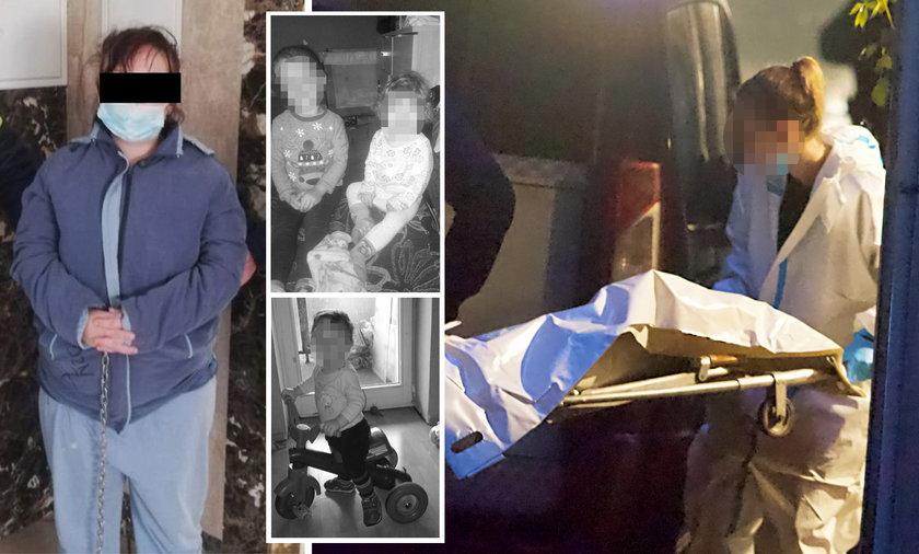 Historia zabójstwa trójki rodzeństwa wstrząsnęła Polską