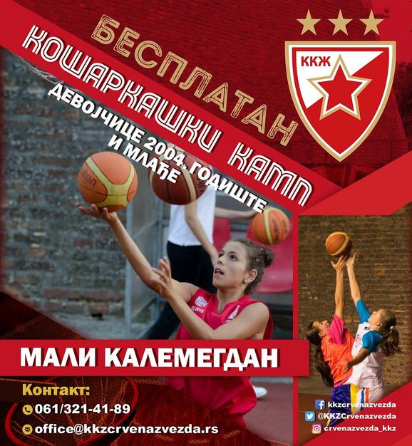 ŽKK Crvena zvezda