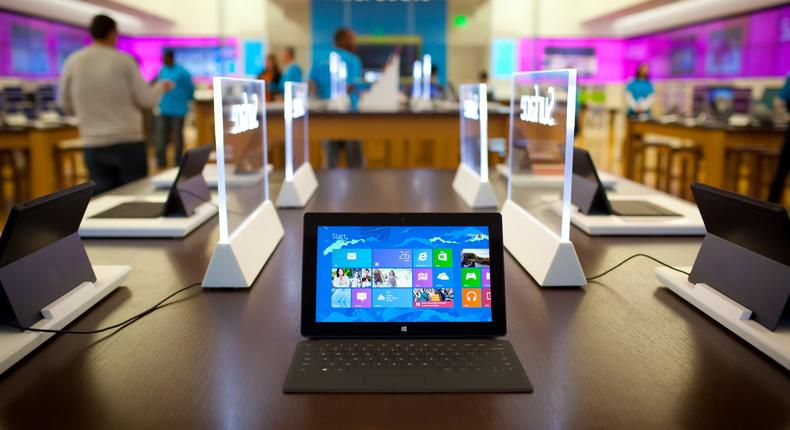 Microsoft launched its Windows 10 platform back in July