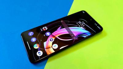 Motorola Edge 20 Lite im Test: Starkes OLED-Display und gute Akkulaufzeit