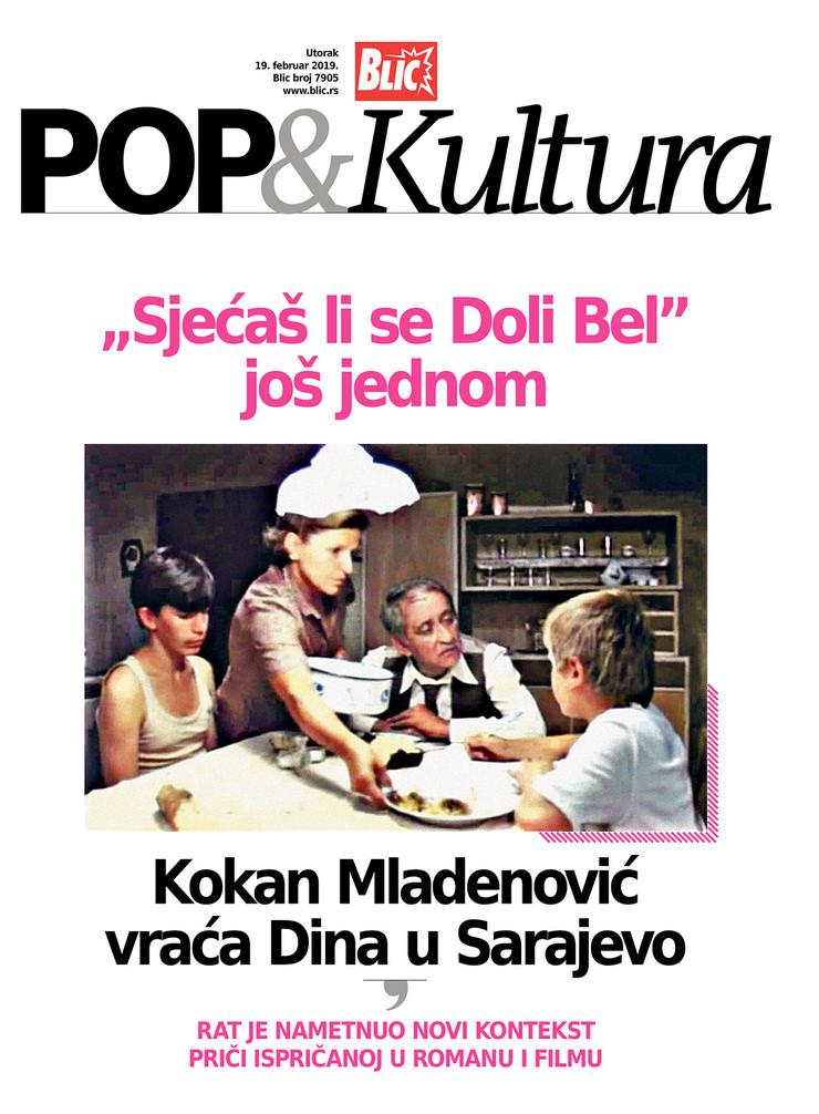 POP Kultura cover Doli Bel