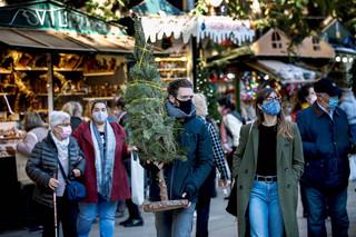 Zaostrzenie ograniczeń przed Bożym Narodzeniem? Rzecznik rządu komentuje