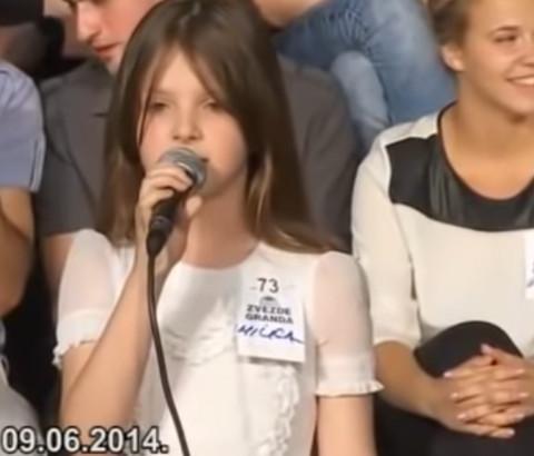 """Pojavila se u """"Zvezdama Granda"""" sa samo 8 godina, kada je zapevala svi ostali bez daha: Evo kako omiljena takmičarka danas izgleda! VIDEO"""