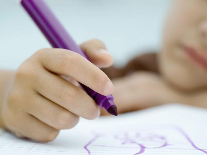 Pogledajte crteže svoje dece i potražite OVE DETALJE: Ako ih nađete, dete vam je IZUZETNO NADARENO