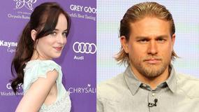 """""""50 twarzy Greya"""": Dakota Johnson i Charlie Hunnam zagrają główne role"""