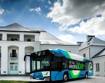 """Solaris Urbino 12 electric został wybrany miejskim autobusem roku w konkursie """"Bus of the Year 2017"""""""