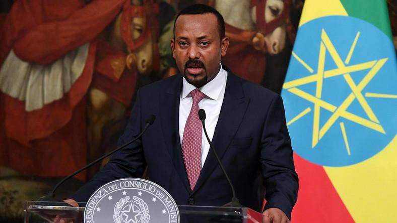 połączyć się w Etiopii
