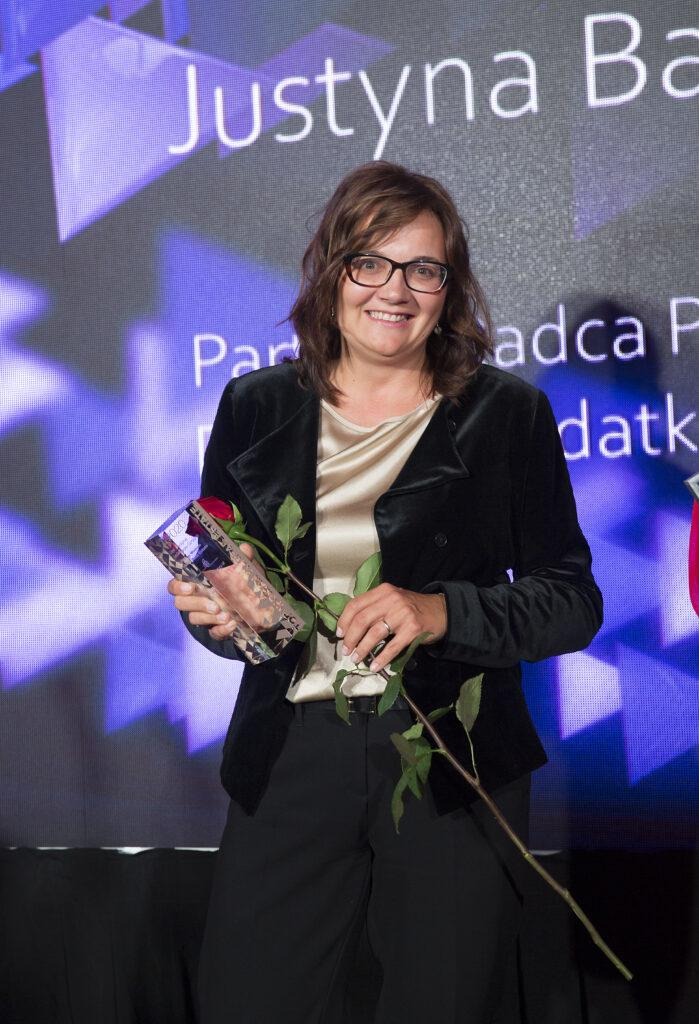 Justyna Bauta-Szostak – laureatka Top Woman in Real Estate w kategorii Tax & accounting services