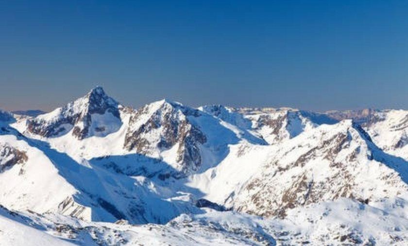 Pięciu alpinistów zginęło w Alpach.
