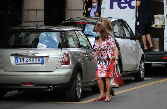 Patrisija ovog leta u Milanu