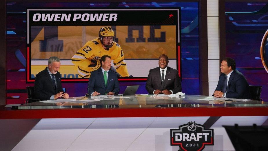 Draft NHL: bez zaskoczenia. Mistrz świata wybrany z numerem 1