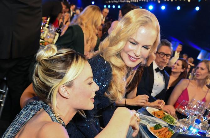 Nikol Kidman i Margo Robi na dodeli Oskara ove godine u Los Anđelesu