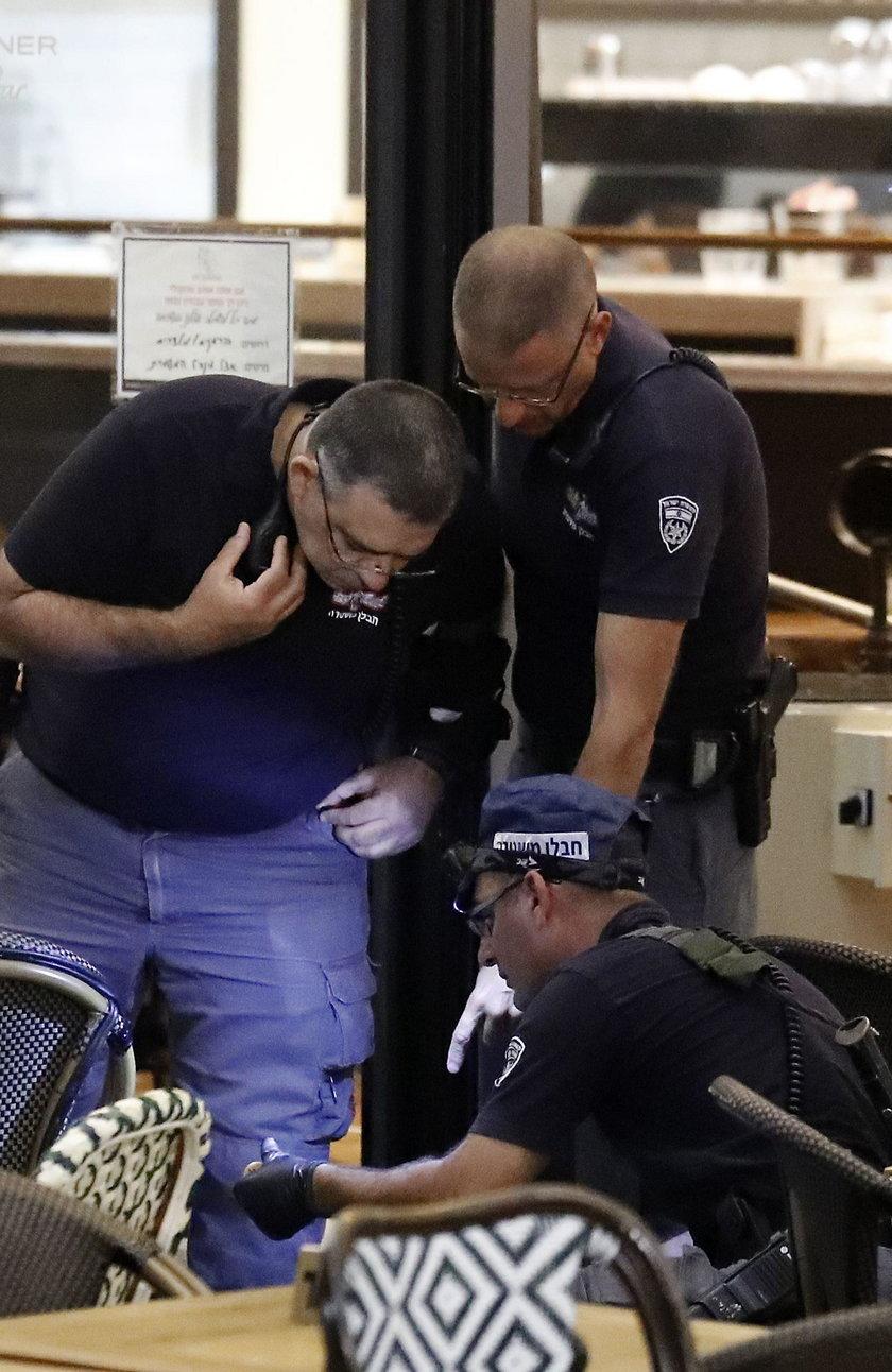 Strzelanina w centrum handlowym. Są zabici i ranni