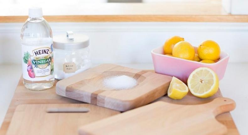 Kitchen uses of vinegar (Courtesy)