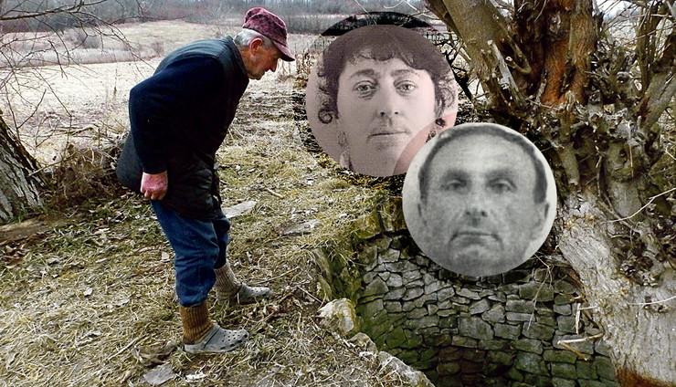 Bračni par pronađen u bunaru