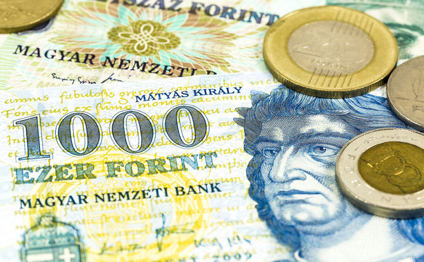 Węgierski forint