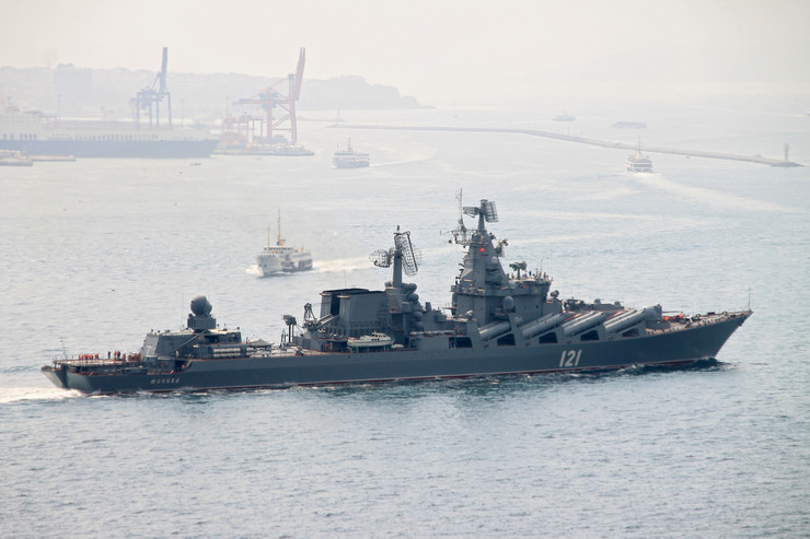 Crnomorska flota EPA CAN MEREY