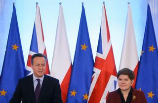 Cameron: Chcemy strategicznego partnerstwa między naszymi krajami [WIDEO]