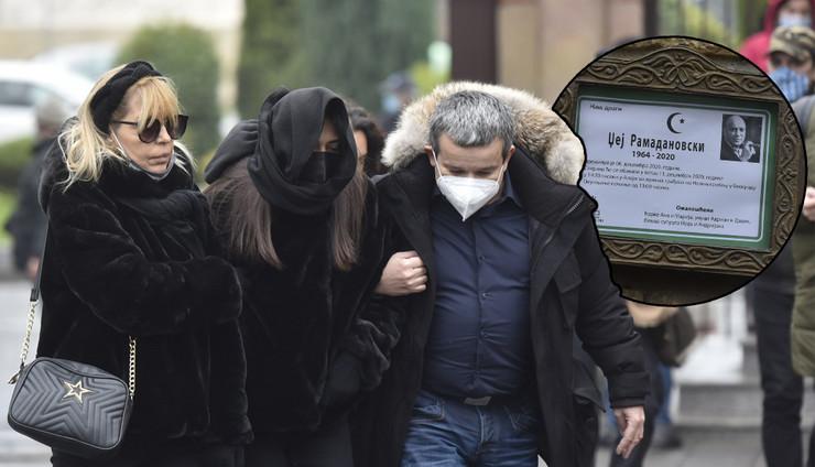 Džej Ramadanovski sahrana kombo