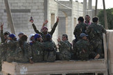 Sirijska opozicija u Raki AP